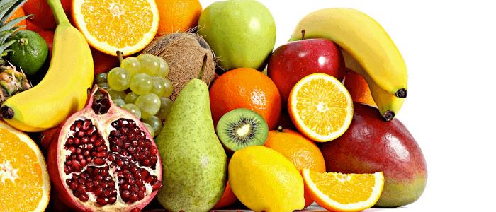 Tennisspieler Ernährung Vitamine